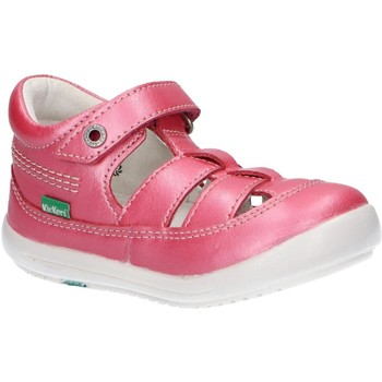 Zapatos Niña Sandalias Kickers 784272-10 KITS Rosa