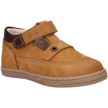 Zapatos Niño Derbie & Richelieu Kickers 784410-10 TACTACK Marr?n