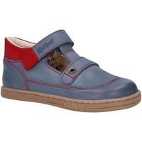 Zapatos Niño Derbie & Richelieu Kickers 784411-10 TACTACK Azul