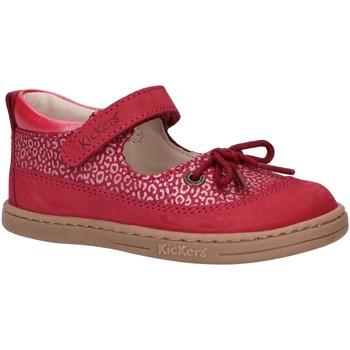 Zapatos Niña Derbie & Richelieu Kickers 784420-10 TAKYTA Rojo