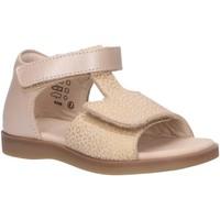Zapatos Niña Sandalias Kickers 784440-10 GIUSTICIA Hueso