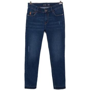 textil Niño Vaqueros slim Tiffosi 10030220 (E20) Azul