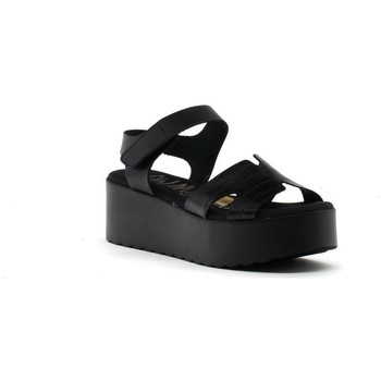 Zapatos Mujer Sandalias Oh My Sandals 4739 Negro