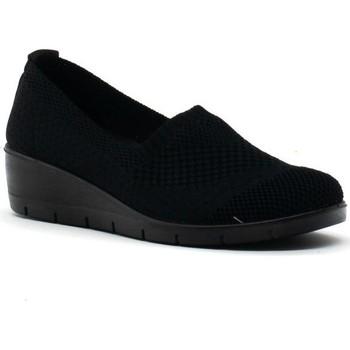 Zapatos Mujer Mocasín Mysoft 20S083 Negro