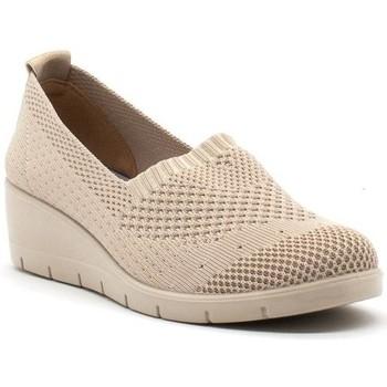 Zapatos Mujer Mocasín Mysoft 20S083 Oro