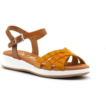 Zapatos Mujer Sandalias Oh My Sandals 4660 amarillo