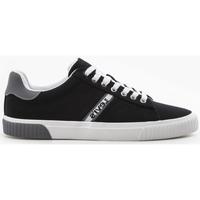 Zapatos Hombre Zapatillas bajas Levi's Strauss Zapatilla Levi's Skinner Scarpa Regular Black Negro