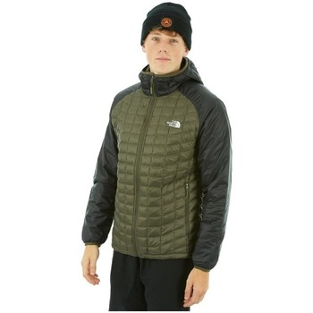 textil Hombre Plumas The North Face Thermoball Sport Verdes, Grafito