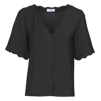 textil Mujer Tops / Blusas Betty London NOISIE Negro