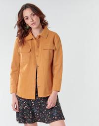 textil Mujer Chaquetas / Americana Betty London NISOI Cognac