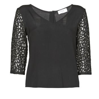 textil Mujer Tops / Blusas Betty London NIXE Negro
