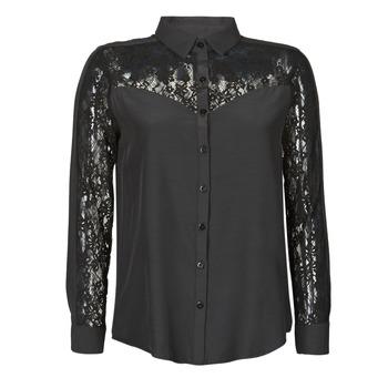 textil Mujer Camisas Moony Mood NEXXI Negro