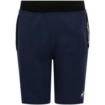 textil Niños Shorts / Bermudas Le Coq Sportif Ess Short Regular N Azul