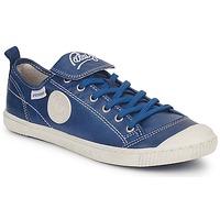Zapatos Mujer Zapatillas bajas Pataugas BROOKS Azul