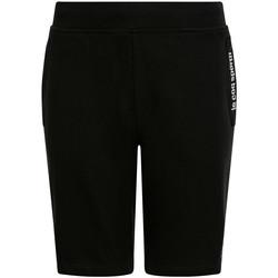 textil Niños Shorts / Bermudas Le Coq Sportif Ess Short Regular N Negro