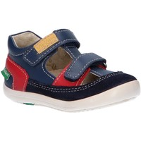 Zapatos Niño Sandalias Kickers 692390-10 KID Azul