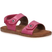 Zapatos Niña Sandalias Kickers 694902-30 FIRST Rosa