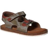 Zapatos Niño Sandalias Kickers 694911-30 FUNKYO Verde