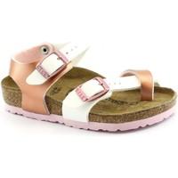 Zapatos Niña Sandalias Birkenstock BIR-RRR-1009499-RW Rosa