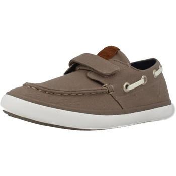 Zapatos Niño Zapatos náuticos Gioseppo COWENS Marron