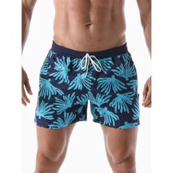textil Hombre Bañadores Geronimo Algas  Shorts Azul