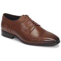 Zapatos Hombre Derbie Carlington NANDY Marrón