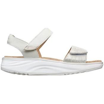 Zapatos Mujer Sandalias Joya FLORES BEIGE