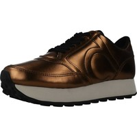 Zapatos Mujer Deportivas Moda Duuo PRISA HIGH 001 Oro