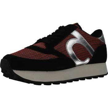 Zapatos Mujer Deportivas Moda Duuo PRISA HIGH 05 MP Negro