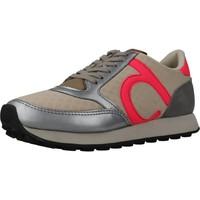 Zapatos Mujer Deportivas Moda Duuo PRISA KID LACE 031 Beige