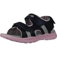 Zapatos Niña Sandalias Geox J VANIETT GIRL Azul