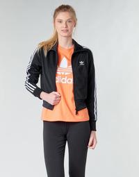 textil Mujer Chaquetas de deporte adidas Originals FIREBIRD TT Negro