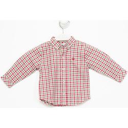 textil Niña Camisas manga larga Tutto Piccolo Camisa m/larga Multicolor