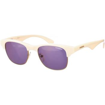 Relojes & Joyas Mujer Gafas de sol Carrera Gafas de Sol Blanco