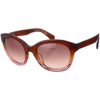 Relojes & Joyas Mujer Gafas de sol Jil Sander Gafas de Sol Marrón