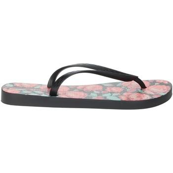 Zapatos Mujer Chanclas Ipanema 82655 Negro/Rojo
