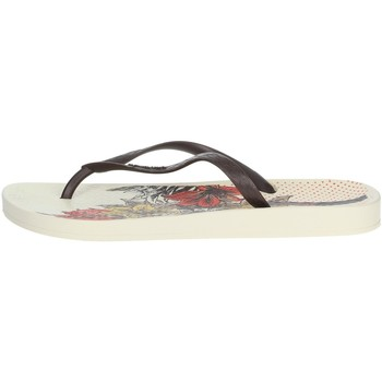 Zapatos Mujer Chanclas Ipanema 82520 Beige