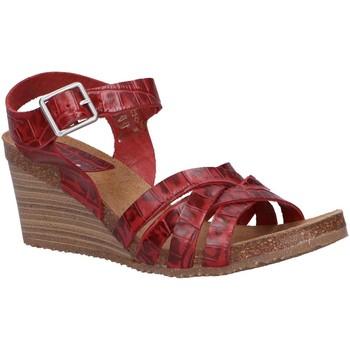 Zapatos Mujer Sandalias Kickers 775711-50 SOLYNA Rojo