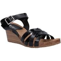 Zapatos Mujer Sandalias Kickers 775711-50 SOLYNA Negro