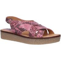 Zapatos Mujer Sandalias Kickers 775860-50 VICTORYNE Rosa