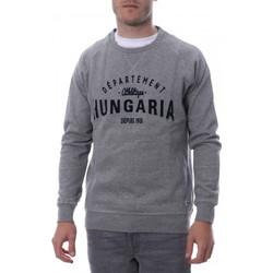 textil Hombre Sudaderas Hungaria  Gris