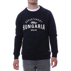 textil Hombre Sudaderas Hungaria  Azul