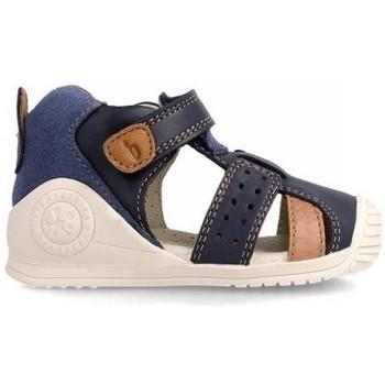 Zapatos Niño Sandalias Biomecanics 202143 Azul