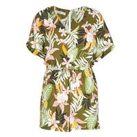 textil Mujer vestidos cortos Only ONLLIZBETH Kaki