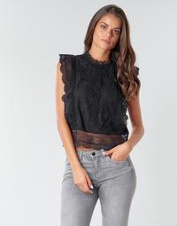 textil Mujer Tops / Blusas Only ONLKARO Negro