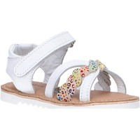Zapatos Niña Sandalias Kickers 784702-30 SHARKKY Blanco