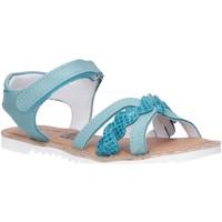 Zapatos Niña Sandalias Kickers 784701-30 SHARKKY Azul