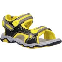 Zapatos Niño Sandalias de deporte Kickers 558522-30 KIWI Negro