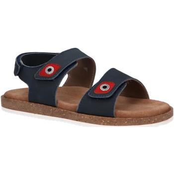 Zapatos Niño Sandalias Kickers 694903-30 FIRST Azul