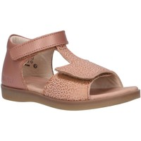 Zapatos Niña Sandalias Kickers 784440-10 GIUSTICIA Rosa